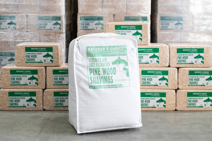 Breeder's Choice Packaged Woodshavings